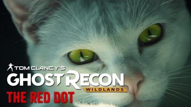 The Red Dot - лайв-экшен трейлер Ghost Recon Wildlands Tom Clancy's Ghost Recon Wildlands
